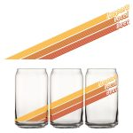 SLB Retro Can Glass