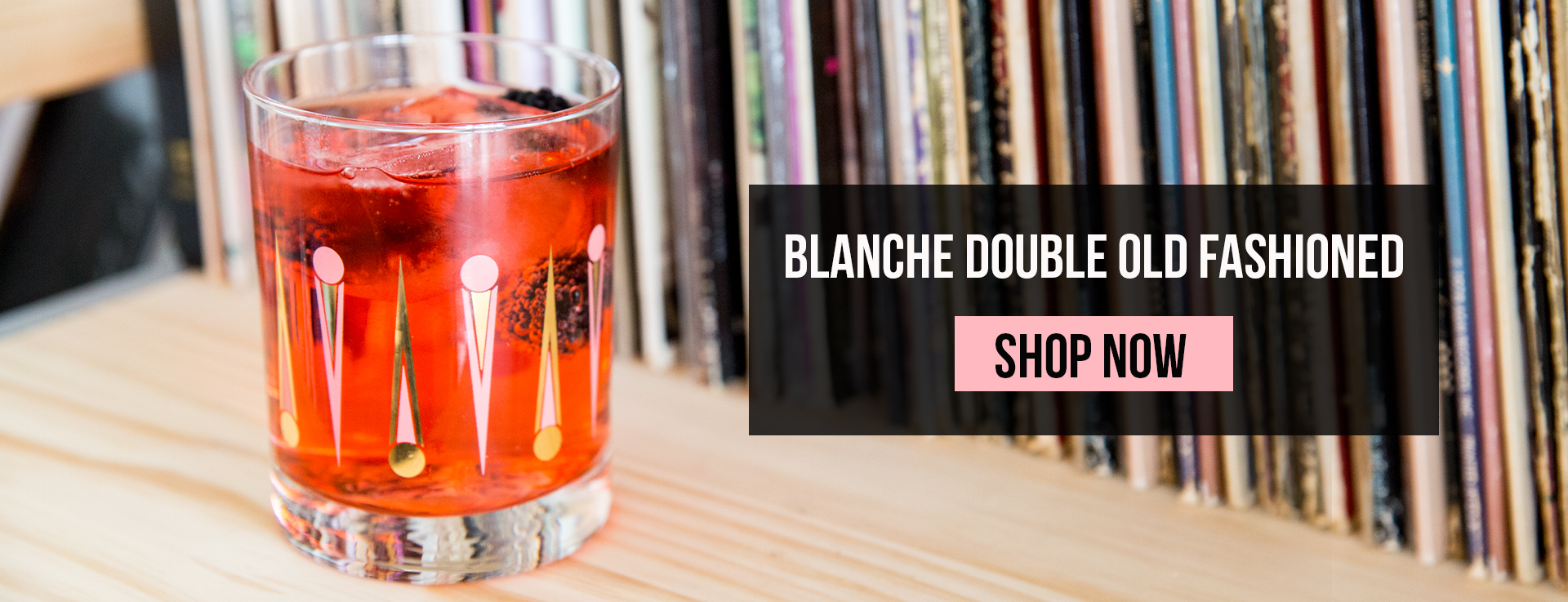 Blanche Double Old Fashioned Shop Now