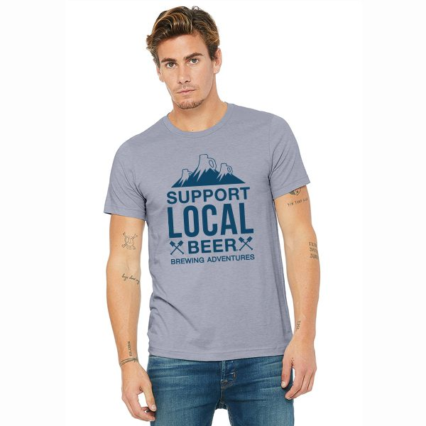 Brewing Adventures Mt. Growler Tee