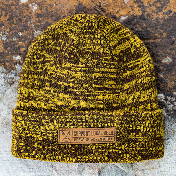 Brewing Adventures Marled Beanie
