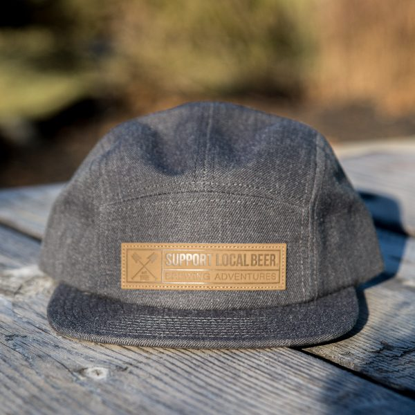 Brewing Adventures Camper Hat